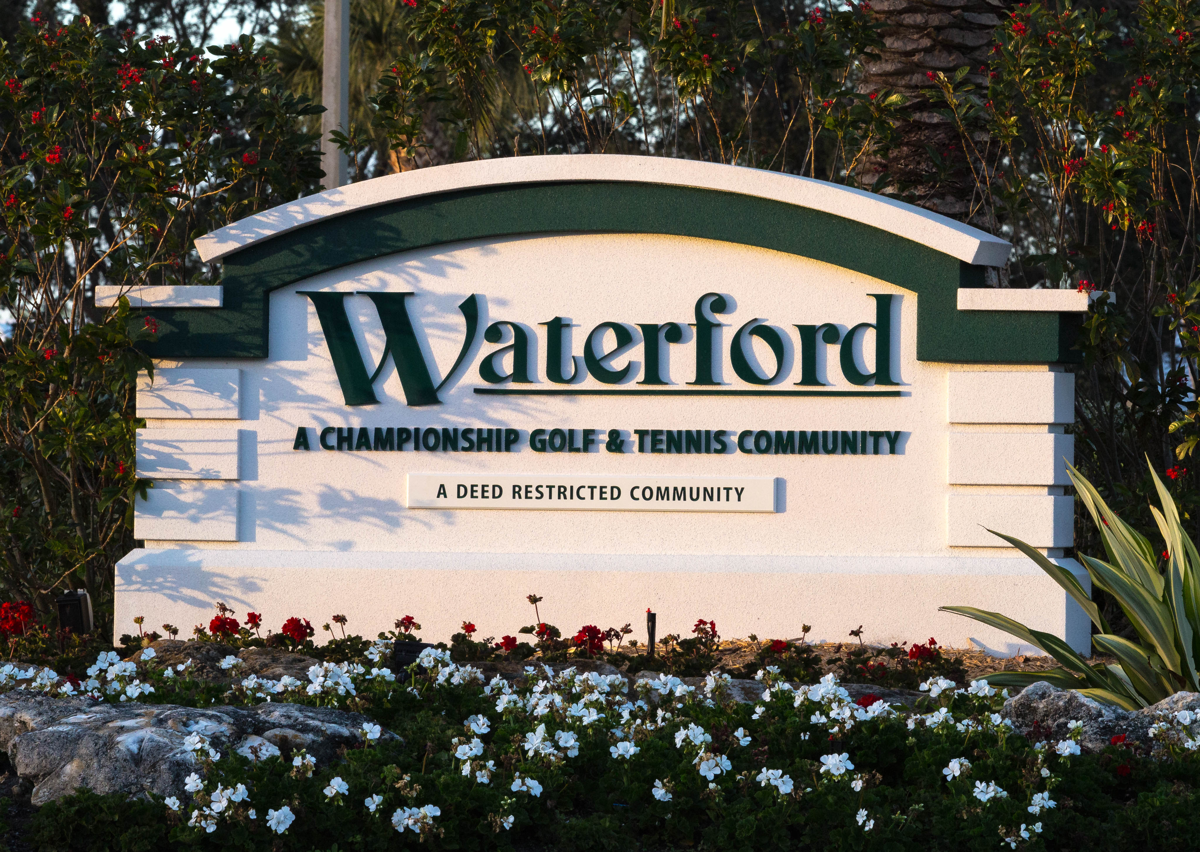 Waterford sign
